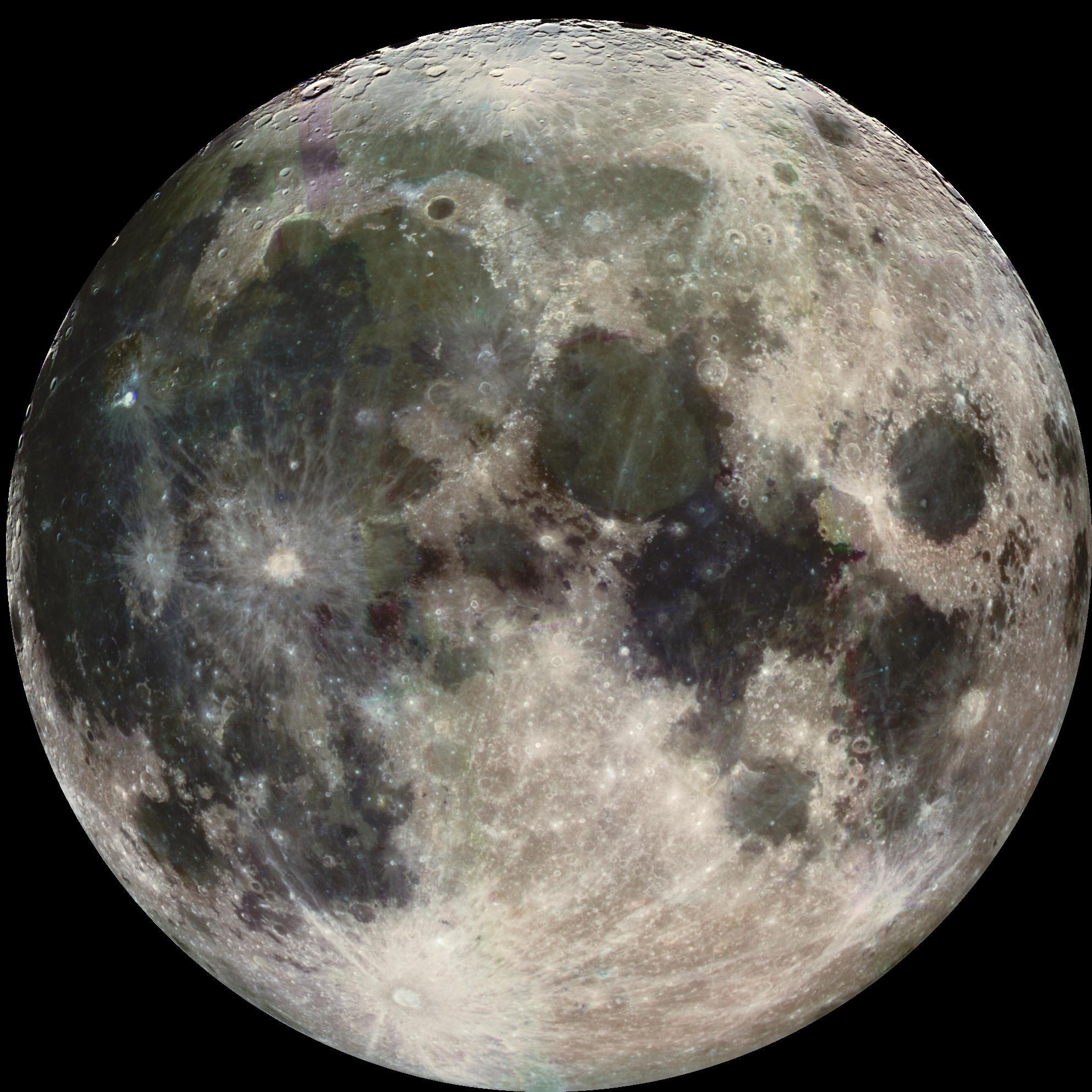 Влияние Луны на развитие жизни на Земле сильно преувеличено